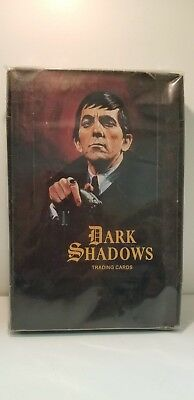 1993 Dark Shadows Trading Cards Box Rare Manufacture by Imagine 36 sealed packs