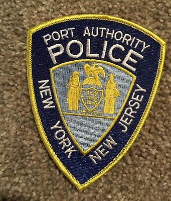 Porth Authority Of New York & New Jersey Police Patch - Police Unity Tour - Papd