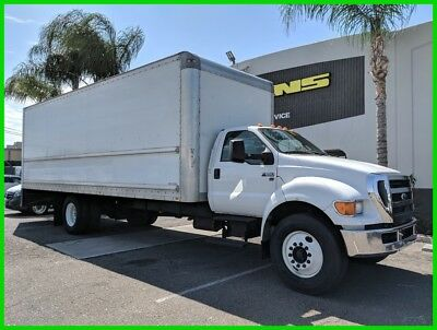 2015 Ford F-650 zbox Used