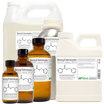 Benzyl benzoate Aroma Ingredient (Free Shipping)