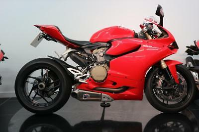 Ducati 1199 Panigale Abs - 2012 - 6500 Miles