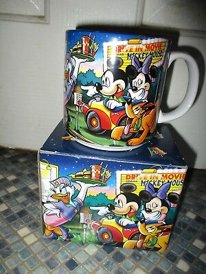 Very Brand Orchestra Mug 2003 New Classics Mouse Disney Store Mickey dCrQtsh