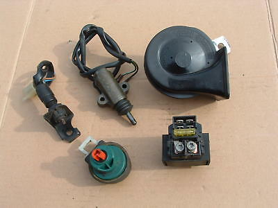 Piaggio X9 500 Ie Mixed Electrical Parts Good Condition