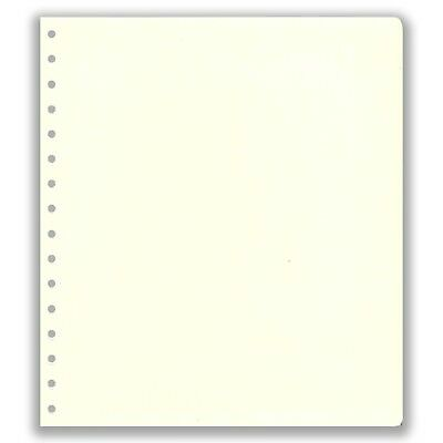 Pack 10 KaBe Blank Sheets Extra Strong Album Card Unprinted in Cream Colour #30