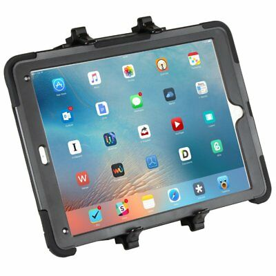 """RAM Tough Tray Tablet Holder / Cradle - Fits Devices 8.56"""" to 11.12"""" Wide"""