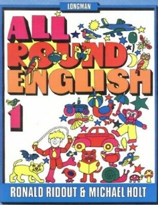 All Round English: Book 1 by Holt, Michael Paperback Book The Fast Free Shipping