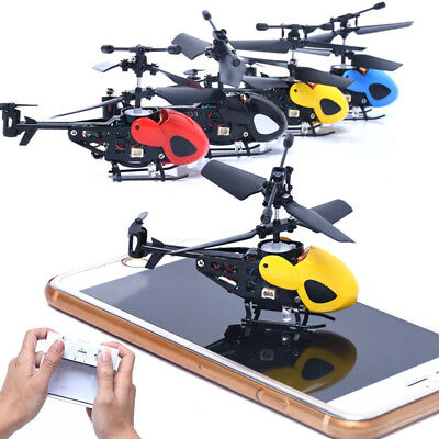 NEW 2CH Mini RC Helicopter Radio Remote Control Aircraft Micro 2 Channel Drone