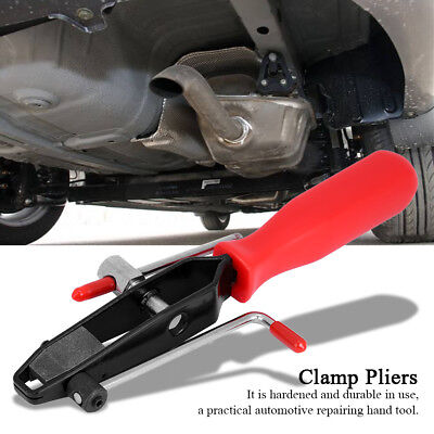Automotive Car CV Joint Boot Clamp Pliers Banding Crimper Tool With Cutter dr
