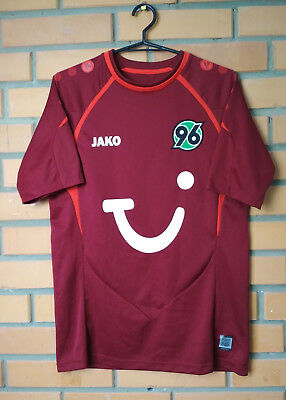 Hannover 96 Home football shirt 2013 - 2014  jersey soccer jako
