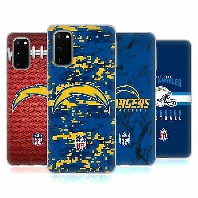 Official Nfl 2018/19 Los Angeles Chargers Soft Gel Case For Samsung Phones 1