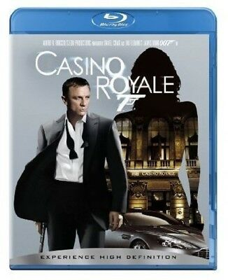 James Bond 007 - Casino Royale Blu-ray NEU OVP Daniel Craig (Royal)