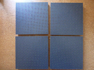 4x P2.5 ICN2053 high quality LED Matrix Panels Display Austauschmodule 64x64