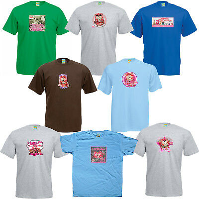 Bagpuss T-Shirt. Classic Vintage Kids TV Show Retro Gift Idea for him or her