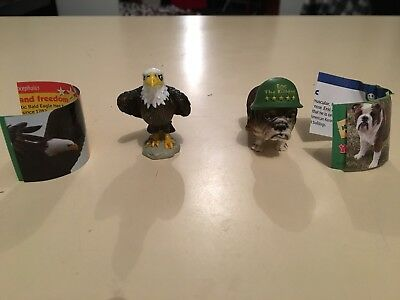 Eric The Bulldog And The American Eagle Yowie
