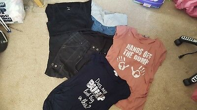 Maternity Bundle Sizes 8-14 Used But Good Condition