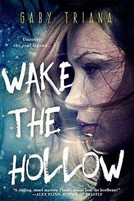 Wake the Hollow by Triana, Gaby Book The Cheap Fast Free Post