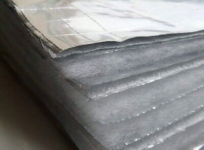 Roof, Loft, Wall Actis Multi Foil Insulation 10sqm 28 Layers
