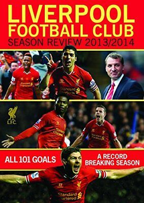 Liverpool Football Club Season Review: 2013-2014 [DVD] -  CD FIVG The Fast Free