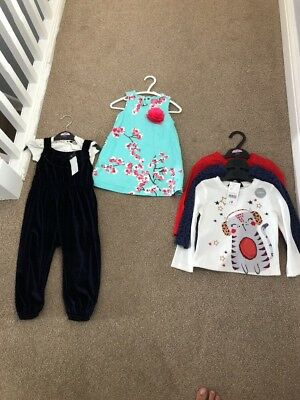 baby girls clothes 12-18 months bundle Inc Joules