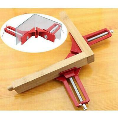 Woodworking 90°Degree Right Angle Clip Picture Frame Corner Clamp Woodworking H