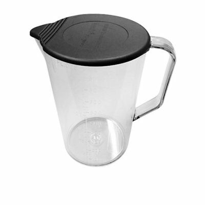 NEW Bamix Beaker Jug w/ Handle and Lid 1L (RRP $37)