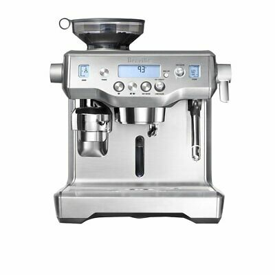 NEW Breville The Oracle Espresso Coffee Machine (RRP $2599)