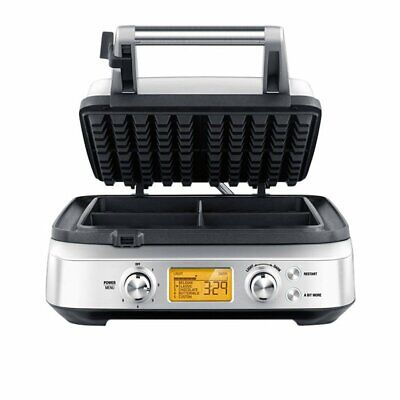 NEW Breville The Smart Waffle Maker 4 Slice (RRP $250)