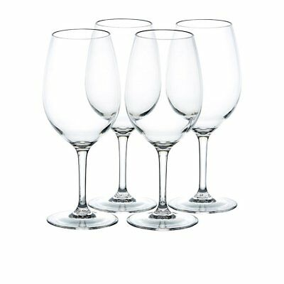 NEW Kitchen Warehouse Unbreakable Red Wine Glass 610ml Set of 4 (RRP $40)