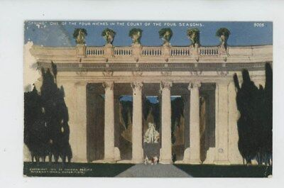 Mr Fancy Cancel Unused Pan Pacific Expo Niche Court 4 Seasons Card #347