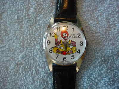 Men's Vintage Ronald Mcdonald Ww ( New Old Stock )