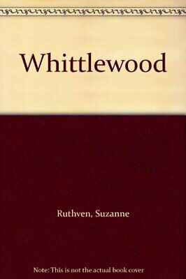 Whittlewood by Ruthven, Suzanne Paperback Book The Fast Free Shipping