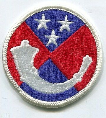 US Army 125th Reserve Command Color Patch