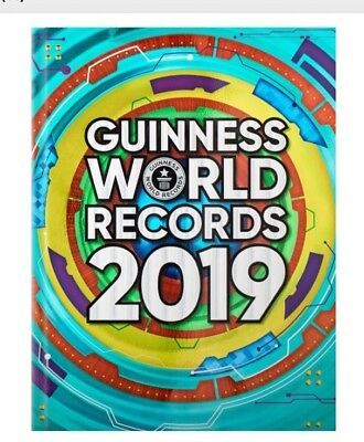 Guinness World Records 2019 brand New FREE SHIPPING