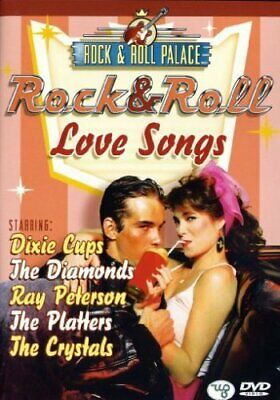 Rock 'N' Roll Love Songs DVD Bobby Vee