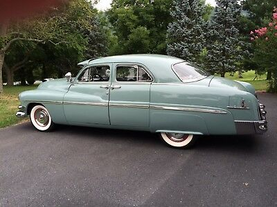 1951 Mercury Sport Sedan  1951 MERCURY SPORT SEDAN - 4 Door REMARKABLE condition 46K original miles NICE!