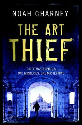 The Art Thief by Charney, Noah Paperback Book The Cheap Fast Free Post