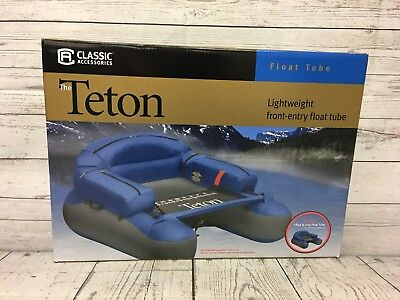 Classic Accessories Teton Fishing Float Tube