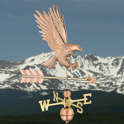 Good Directions American Bald Eagle Weathervane