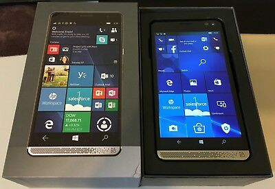 HP Elite x3 Smart Phone + Desk Dock