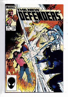 New Defenders #135(VF+) and #136(VF), Marvel, 1984