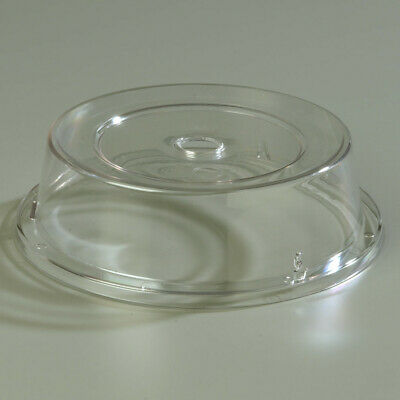 Carlisle Food Service Products Polycarbonate Plate Cover Set of 12