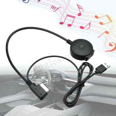 Car Ami Mdi bluetooth Receiver Mp3 Music Interface Adapter Cable For Audi Vw