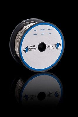 309LSI .023 X 2 lb Spool MIG stainless steel welding wire Blue Demon