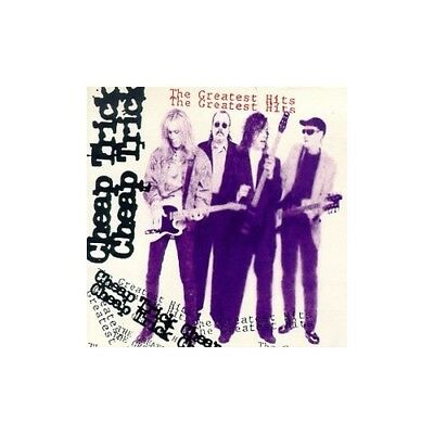 Cheap Trick - The Greatest Hits - Cheap Trick CD 4DVG The Fast Free Shipping
