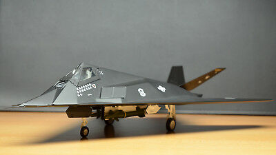 F-117 Stealth Fighter  Franklin Mint  - F 15C - Mirge IIICJ  - Bell UH1