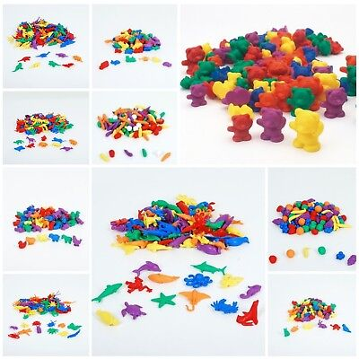 Sorting Counters Starter Pack Learning Motor Skills Maths Counting Montessori