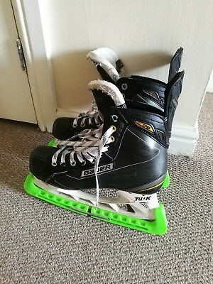Bauer Supreme 170 ice hockey skates - Size 8.5 - FREE POSTAGE IN THE UK