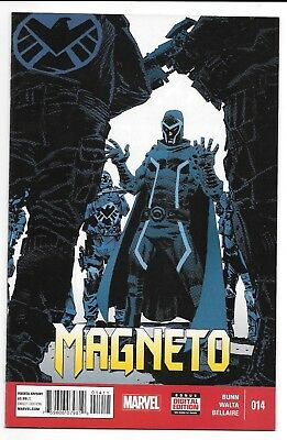 Marvel Comics MAGNETO #14 first printing