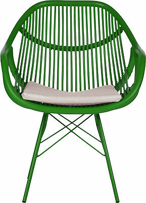 David Francis Furniture Stockholm Dining Chair Bright Green