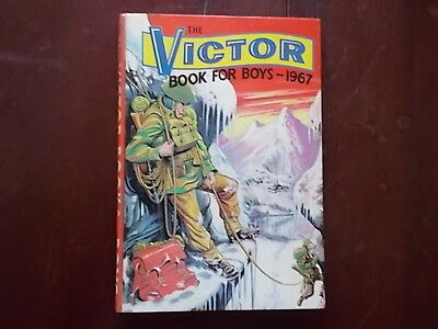 The Victory Book For Boys -1967